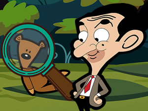 Mr. Bean Find Teddy Bears