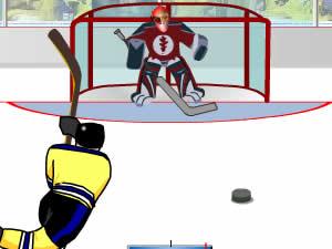 Ice Hockey Challenge