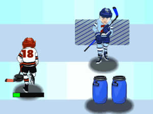 Ice Hockey Hustle