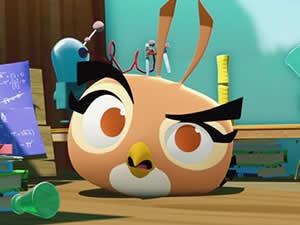 Angry Birds Dahlia