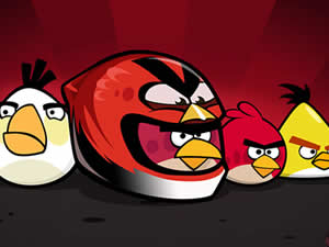 Angry Birds Racer Puzzle