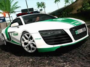 Audi Police Puzzle