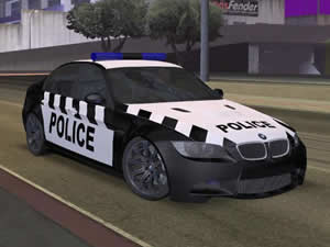 BMW Police Puzzle
