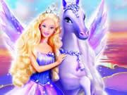 Barbie and Pegasus