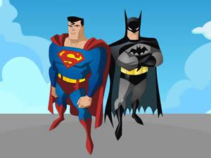 Batman vs Superman Puzzle