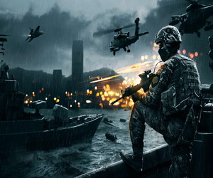 Battlefield 4 Puzzle