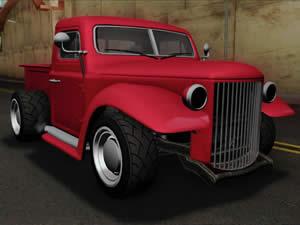 Bravado Rat-Truck Puzzle