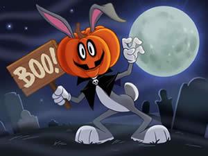 Bugs Bunny Halloween Puzzle
