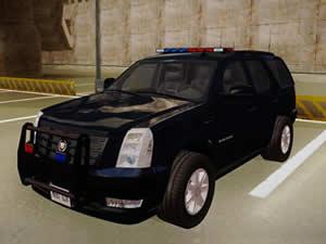 Cadillac Police Puzzle