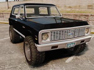 Chevrolet Blazer Puzzle