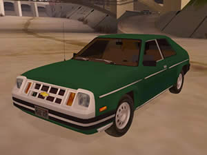 Chevrolet Chevette Puzzle