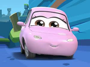 Chuki Cars Puzzle