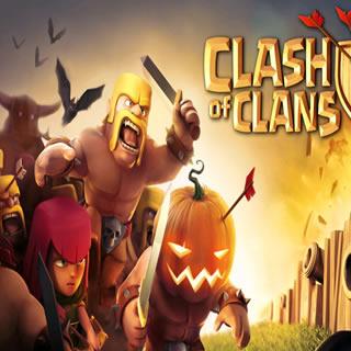 Clash Of Clans Puzzle