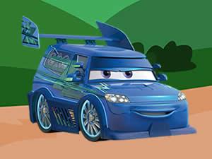DJ Cars Puzzle