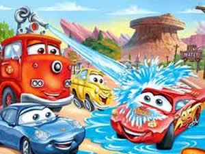 Disney Cars Jigsaw