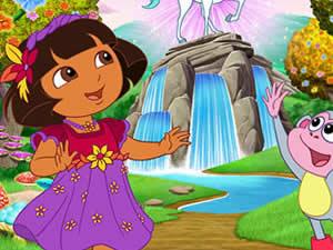 Dora Puzzle
