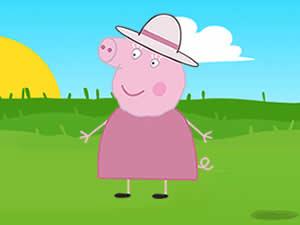 Granny Pig Puzzle