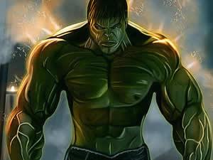 Hulk Puzzle