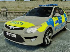 Hyundai Police Puzzle
