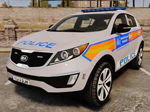 Kia Police Puzzle