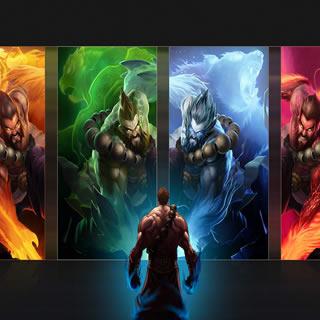 League Of Legends Puzzle