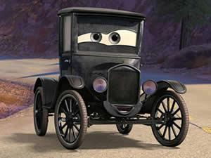 Lizzie Cars Puzzle