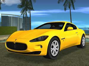 Maserati Jigsaw
