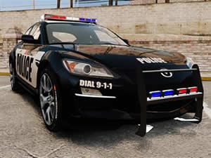Mazda Police Puzzle