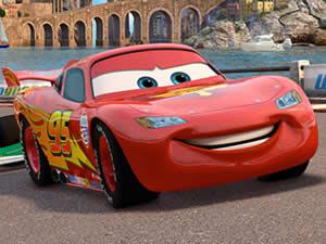 McQueen Cars Puzzle