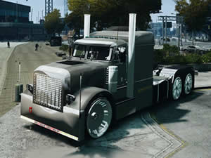 Metal Truck Puzzle