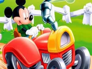 Mickey Mouse Jigsaw