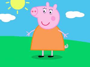 Mummy Pig Puzzle