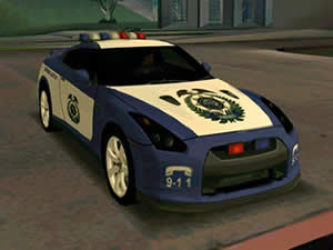 Nissan Police Puzzle