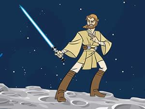 Obi-Wan Kenobi Puzzle