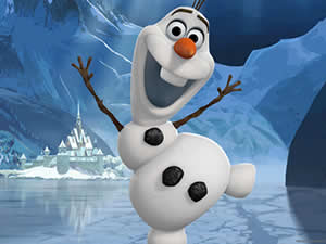 Olaf Puzzle
