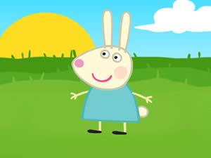 Rebecca Rabbit Puzzle