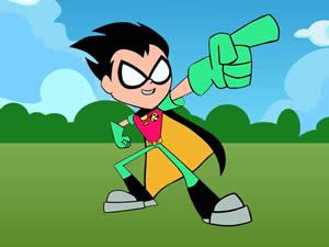 Robin Teen Titans Go!