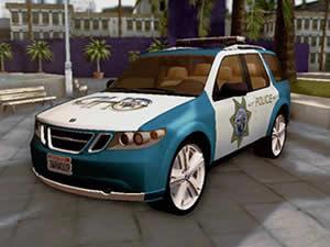 Saab Police Puzzle