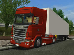 Scania Truck Puzzle