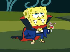 SpongeBob Dracula Puzzle