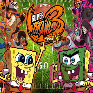Spongebob Super Brawl Puzzle