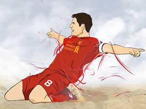 Steven Gerrard Puzzle