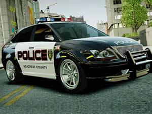 Subaru Police Puzzle