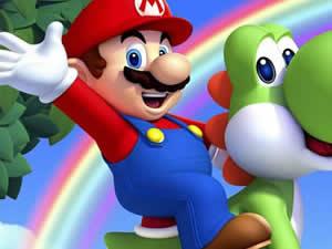 Super Mario Jigsaw 2