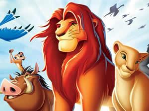 The Lion King Jigsaw