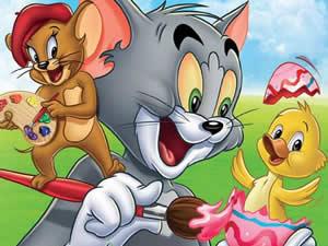 Tom and Jerry Jigsaw