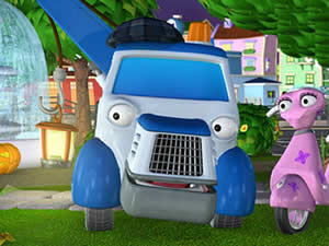 Tommy Tow Truck Puzzle