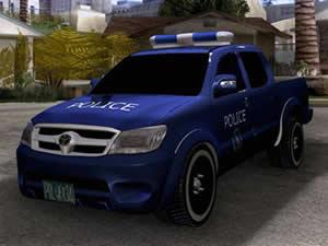 Toyota Police Puzzle