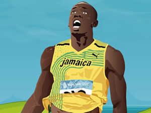 Usain Bolt Puzzle
