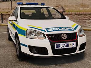 Volkswagen Police Puzzle